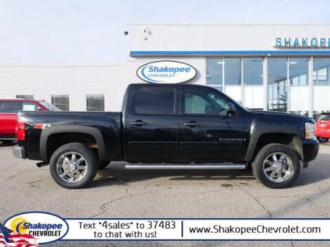 2008 Chevrolet Silverado 1500 for sale at SHAKOPEE CHEVROLET in Shakopee MN