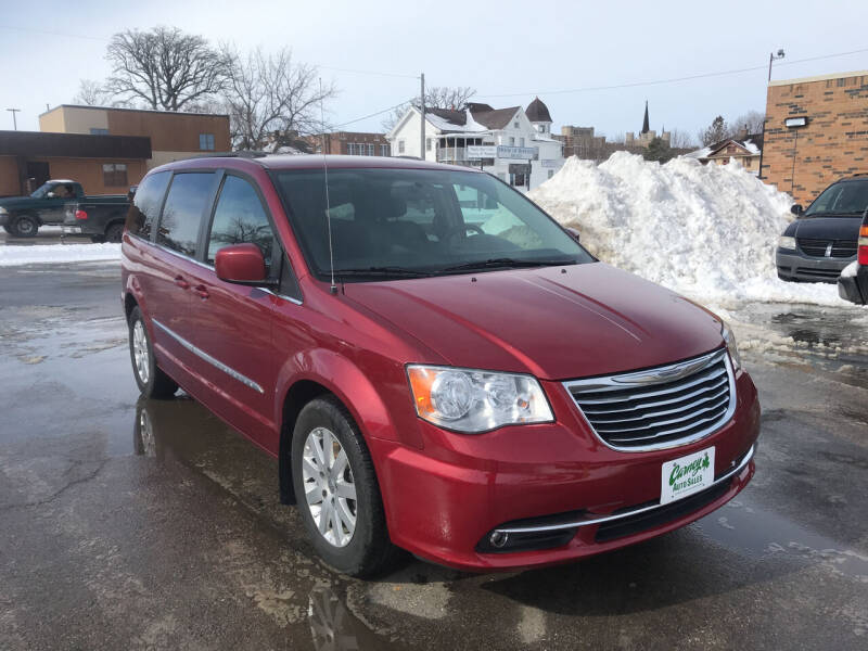 2016 Chrysler Town and Country for sale at Carney Auto Sales in Austin MN