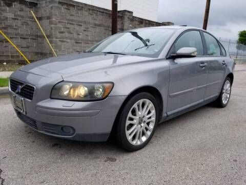 2005 Volvo S40 for sale at ZNM Motors in Irving TX
