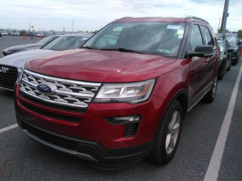 2019 Ford Explorer for sale at Automotive Toy Store LLC in Mount Carmel PA