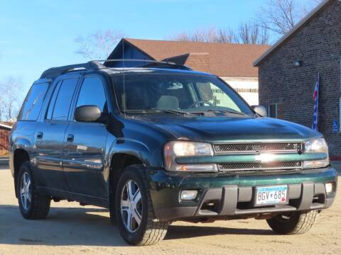 2004 Chevrolet TrailBlazer EXT for sale at Big Man Motors in Farmington MN