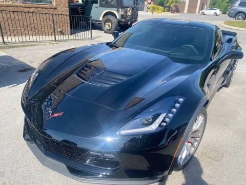 2019 Chevrolet Corvette for sale at Z Motors in Chattanooga TN