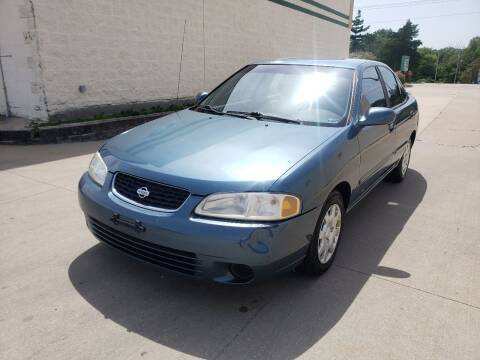 2002 Nissan Sentra for sale at Auto Choice in Belton MO