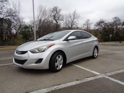 2011 Hyundai Elantra for sale at ACH AutoHaus in Dallas TX