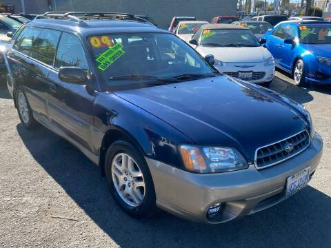 2004 Subaru Outback for sale at North County Auto in Oceanside CA