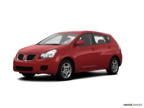 2009 Pontiac Vibe for sale at Jamerson Auto Sales in Anderson IN