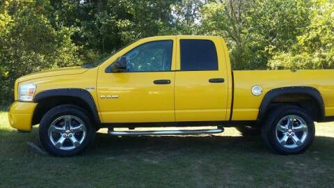 2008 Dodge Ram Pickup 1500 for sale at Expressway Auto Auction in Howard City MI