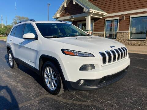 2014 Jeep Cherokee for sale at Auto Outlets USA in Rockford IL