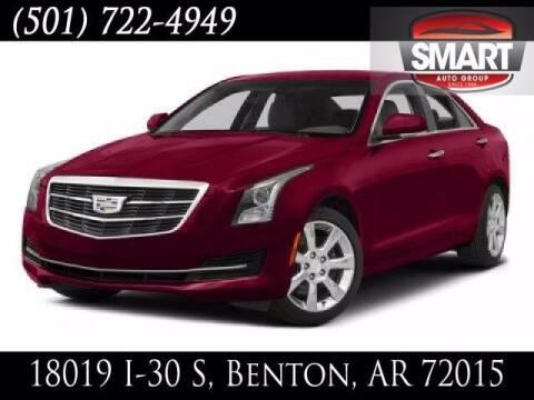 2015 Cadillac ATS for sale at Smart Auto Sales of Benton in Benton AR