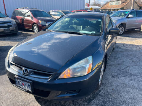 2007 Honda Accord for sale at Best Deal Motors in Saint Charles MO