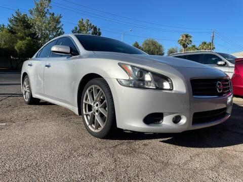 2011 Nissan Maxima for sale at Boktor Motors in Las Vegas NV