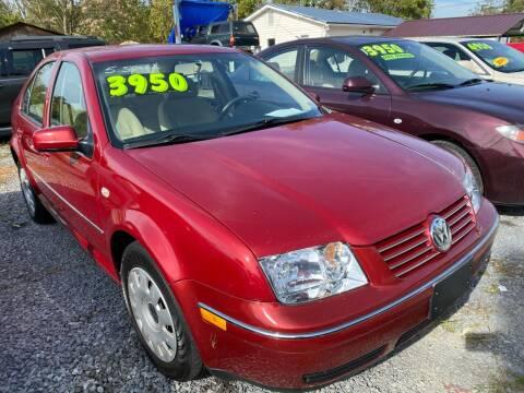 2005 Volkswagen Jetta for sale at Rocket Center Auto Sales in Mount Carmel TN