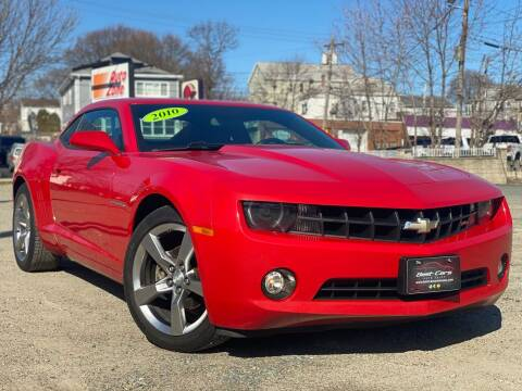 2010 Chevrolet Camaro for sale at Best Cars Auto Sales in Everett MA