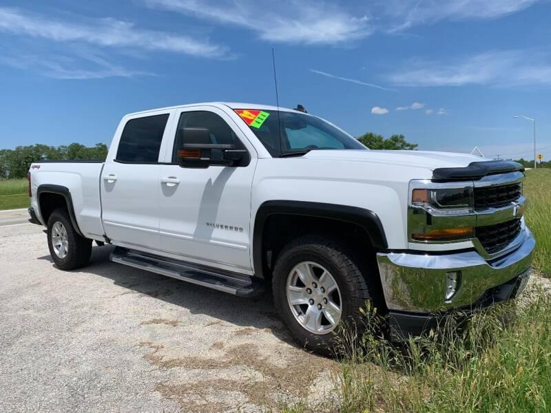 2017 Chevrolet Silverado 1500 for sale at Ryan Motors in Frankfort IL