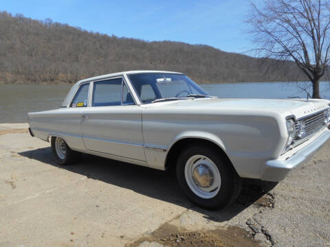 1966 Plymouth Belvedere for sale at Sleepy Hollow Motors in New Eagle PA