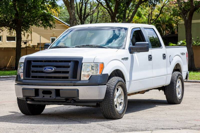 2011 Ford F-150 for sale at Easy Deal Auto Brokers in Hollywood FL