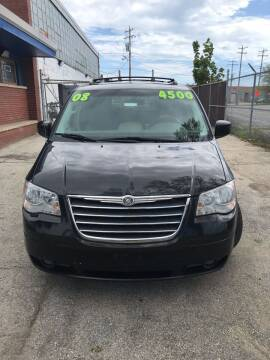 2008 Chrysler Town and Country for sale at Square Business Automotive in Milwaukee WI