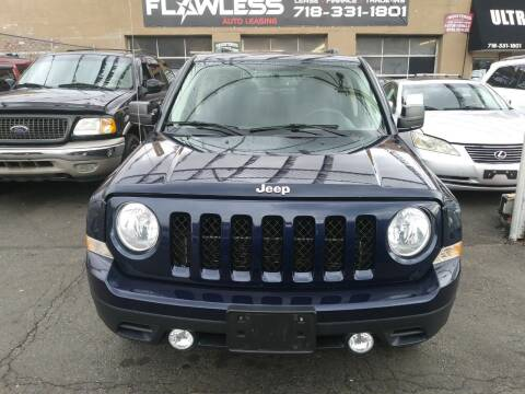 2014 Jeep Patriot for sale at Ultra Auto Enterprise in Brooklyn NY