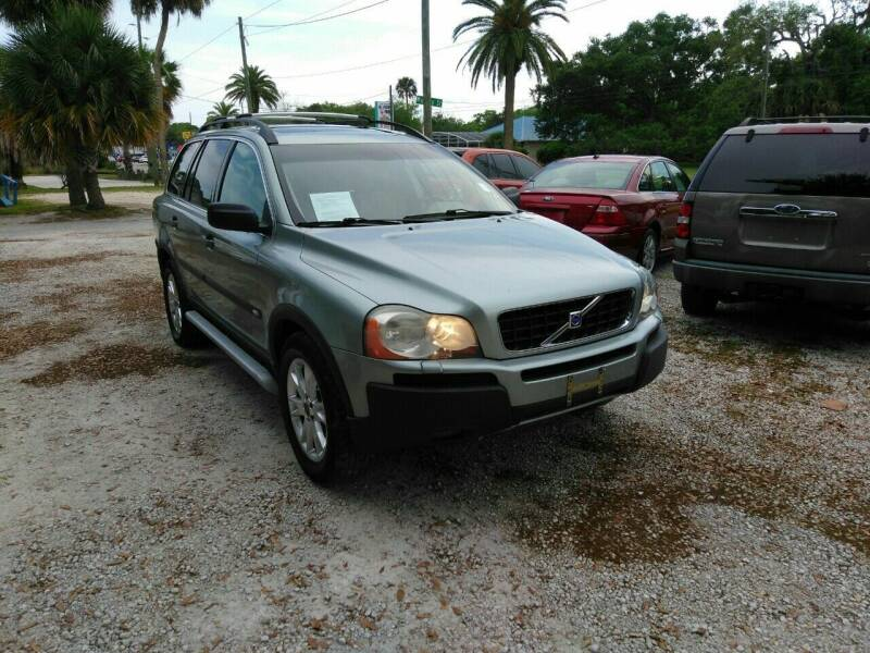 2004 Volvo XC90 for sale at D & D Detail Experts / Cars R Us in New Smyrna Beach FL