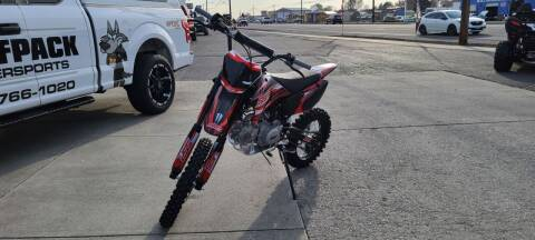 2021 SSR 140 BIG WHEEL for sale at WolfPack PowerSports in Moses Lake WA