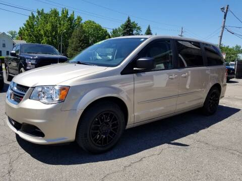 2015 Dodge Grand Caravan for sale at DALE'S AUTO INC in Mt Clemens MI
