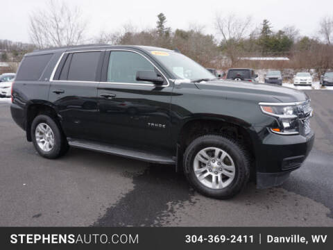 2016 Chevrolet Tahoe for sale at Stephens Auto Center of Beckley in Beckley WV