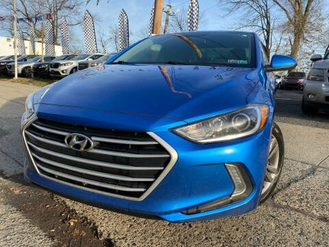 2017 Hyundai Elantra for sale at Best Cars R Us in Plainfield NJ