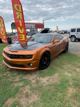 2013 Chevrolet Camaro for sale at Drive in Leachville AR