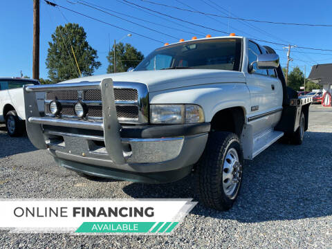 1997 Dodge Ram Pickup 3500 for sale at Auto Store of NC in Walkertown NC