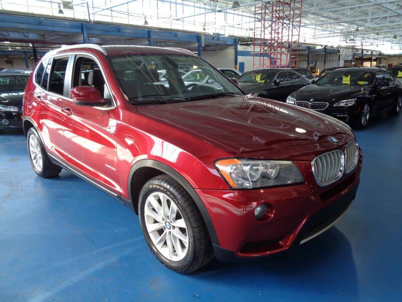 2011 BMW X3 for sale at VML Motors LLC in Teterboro NJ