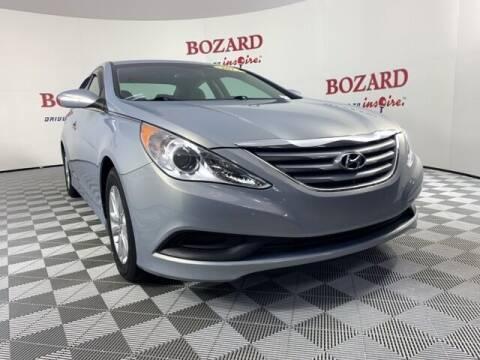 2014 Hyundai Sonata for sale at BOZARD FORD in Saint Augustine FL