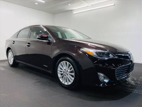 2014 Toyota Avalon Hybrid for sale at Champagne Motor Car Company in Willimantic CT