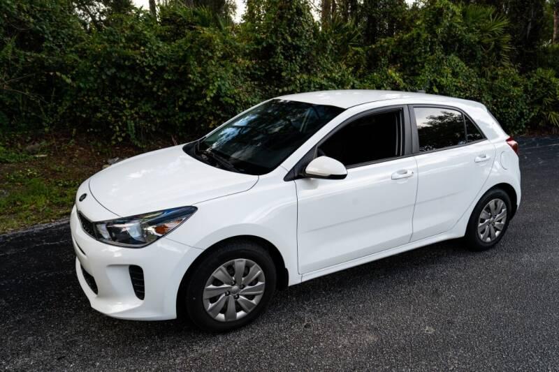 2018 Kia Rio 5-Door for sale at American Classic Car Sales in Sarasota FL