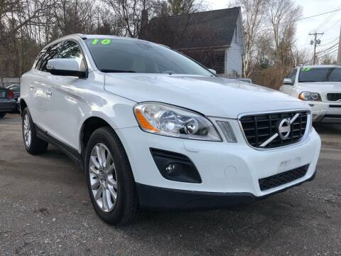 2010 Volvo XC60 for sale at Specialty Auto Inc in Hanson MA