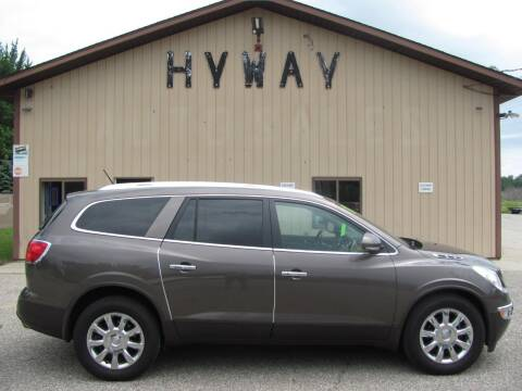 2011 Buick Enclave for sale at HyWay Auto Sales in Holland MI