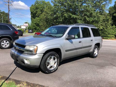 2005 Chevrolet TrailBlazer EXT for sale at Dorsey Auto Sales in Anderson SC