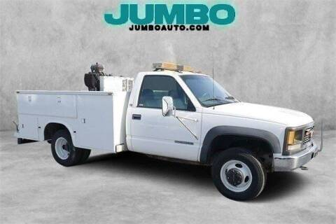 1999 GMC Sierra 3500 for sale at Jumbo Auto & Truck Plaza in Hollywood FL