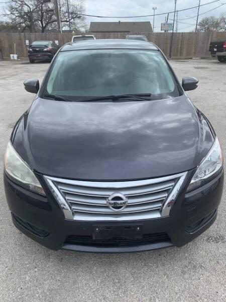 2013 Nissan Sentra for sale at Apex Auto SA in San Antonio TX