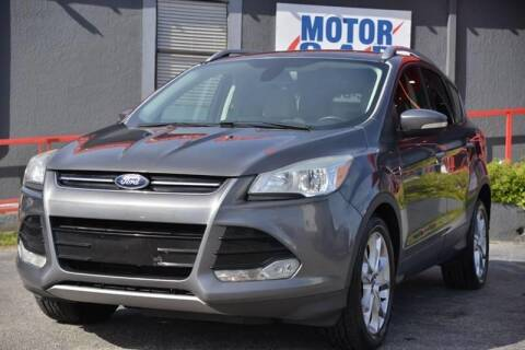 2014 Ford Escape for sale at Motor Car Concepts II - Apopka Location in Apopka FL
