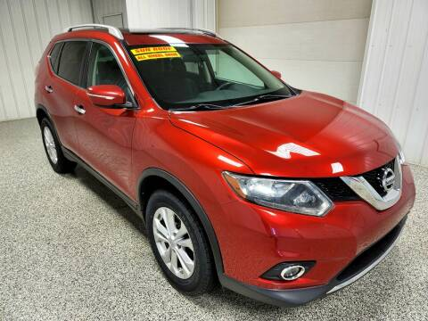 2015 Nissan Rogue for sale at LaFleur Auto Sales in North Sioux City SD
