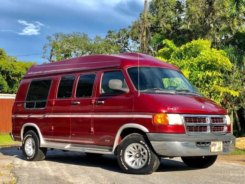 1998 Dodge Ram Van for sale at OVE Car Trader Corp in Tampa FL