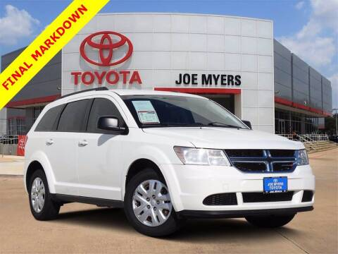2018 Dodge Journey for sale at Joe Myers Toyota PreOwned in Houston TX