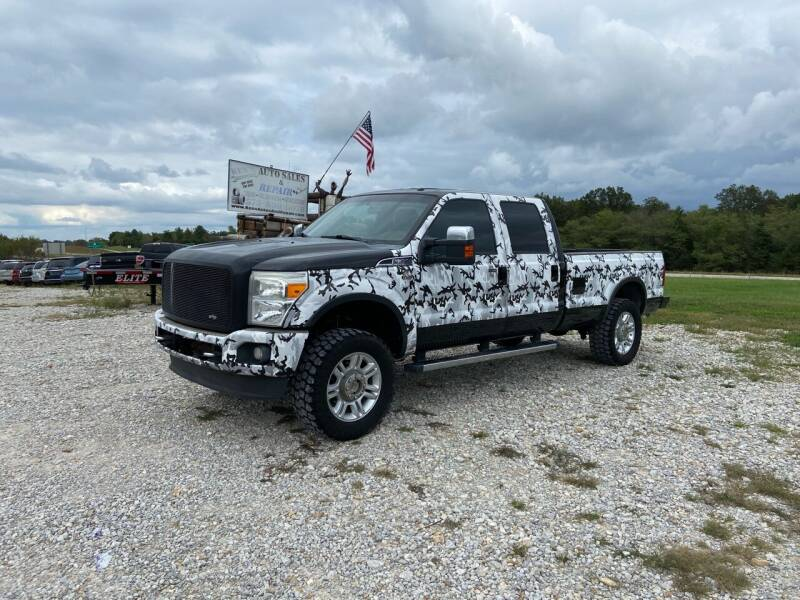 2012 Ford F-350 Super Duty for sale at Ken's Auto Sales & Repairs in New Bloomfield MO
