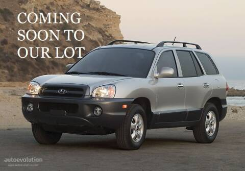 2006 Hyundai Santa Fe for sale at FASTRAX AUTO GROUP in Lawrenceburg KY