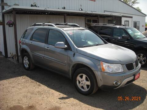 2006 Pontiac Torrent for sale at Ron Lowman Motors Minot in Minot ND