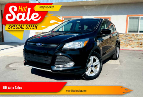 2015 Ford Escape for sale at JJH Auto Sales in Salt Lake City UT