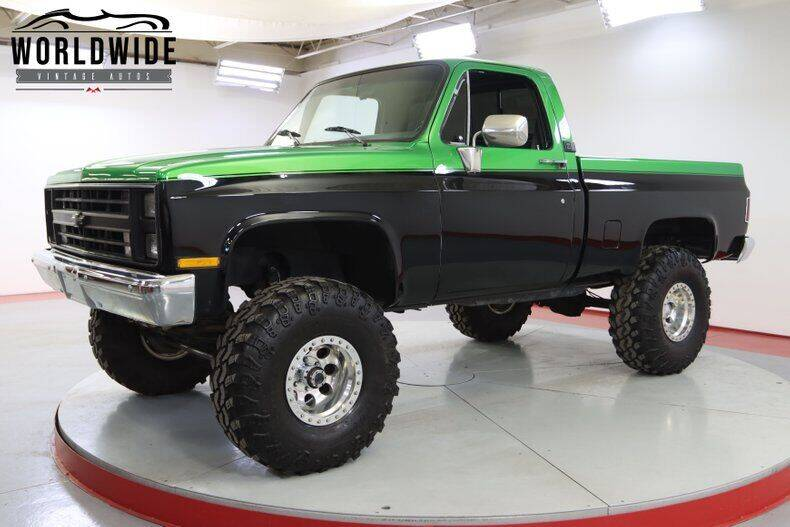 1986 Chevrolet C/K 10 Series for sale in Denver, CO