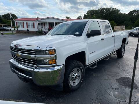 2015 Chevrolet Silverado 2500HD for sale at Rock 'n Roll Auto Sales in West Columbia SC
