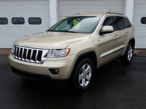 2011 Jeep Grand Cherokee for sale at Action Automotive Inc in Berlin CT