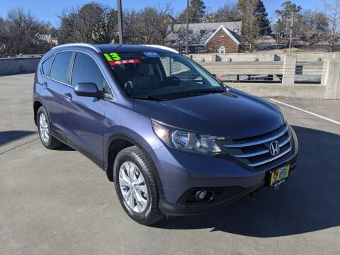 2013 Honda CR-V for sale at QC Motors in Fayetteville AR